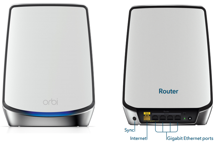 Orbi Router (RBR850)