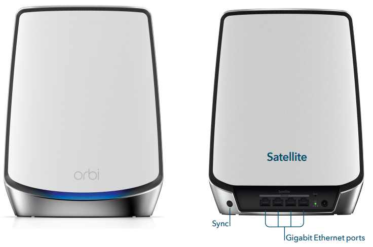 Orbi Satellite (RBS850)