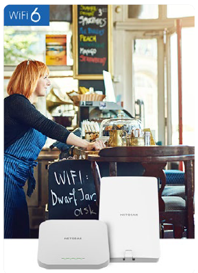 WiFi 6 for Business