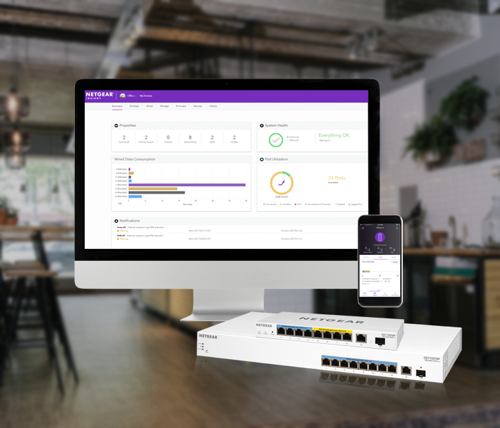 Netgear BR500 Discover the easiest way to protect your business